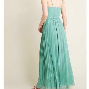 41c4dec217 Modcloth Dresses - ModCloth Ceremonial Companion Maxi Dress in Sage